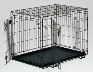"Top Paw Large Dog Crate (L42""xH30""xW28"")"