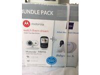 Baby monitor & sensor pad