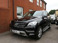 2012 Mercedes-Benz M Class ML350 CDI Turbo Diesel Bluetec Sport 7G-Tronic Auto 4