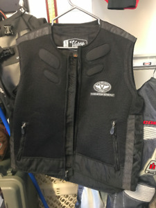 Victory Motorcycle Vest- Large