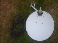 Complete HD satellite kit
