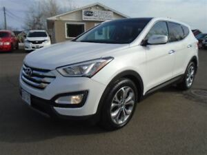 2013 Hyundai Santa Fe Sport 2.0T SE Sport Luxury Leather Sunroof