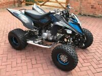 Yamaha YFM 700 R Raptor 2017 Special Edition - Fully Road Legal