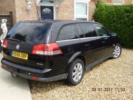 HIGH SPEC 2007 ON 56, VAUXHALL VECTRA ESTATE 1.9 CDTI SPARES OR REPAIRS £550 OR OFFERS