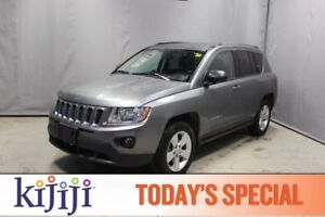2013 Jeep Compass 4WD NORTH A/C,