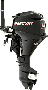 Mercury 9.9 HP Four Stroke Outboard Engine w/Tiller