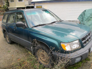 1999 Subaru Forester L Other