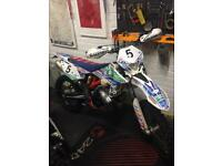 Beta 300rr enduro bike not ktm Honda Yamaha