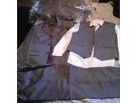 Age 15 boys 4 piece pageboy suit