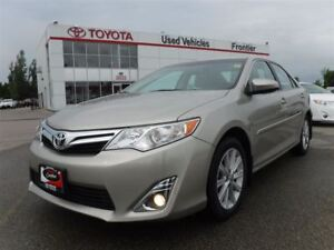 2013 Toyota Camry XLE TOYOTA CERTIFIED PRE OWNED