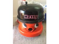 Henry new accessories 1year guarantee isn't Dyson or vax