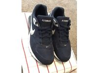 Nike Air Max trainers, size 9