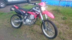 2012 klx 250
