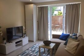All inclusive 1 bedroom flat in Belsize Park