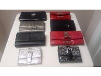 Ladies Purses Bundle - 8 Items