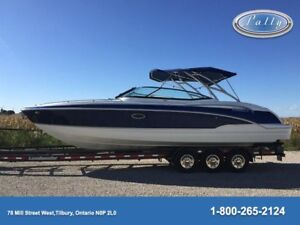 2008   31' Bowrider Low Hours