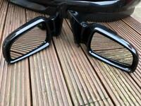 Vauxhall Astra H Electric Wing Mirrors Black Sxi VXR