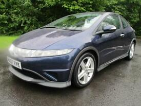 Honda Civic I-VTEC Type-S 3dr PETROL MANUAL 2007/57