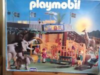 Playmobil Zoo. Boxed. Good condition