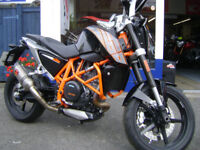 KTM 690 Duke 690cc Motorcycle