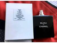 **FREE DELIVERY** CHANEL BLEU DE CHANEL EDT 100ML FOR MEN (PERFUME)