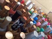 Nail Varnish / Polish - mixed colours. Box of 120