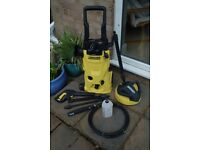 Karcher K4 Pressure Washer (Leaking)