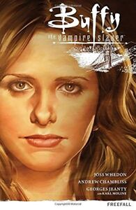 Buffy The Vampire Slayer-Graphic Novels-Like New-$10 each