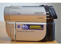 Sony Handycam DCR-DVD 110E Camcorder