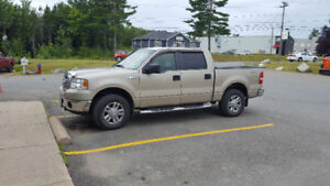 LOW MILEAGE 2008 Ford F-150 SuperCrew XLT Pickup Truck