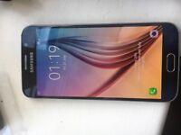 Samsung s6 EE - Cracked back 32gb works fine