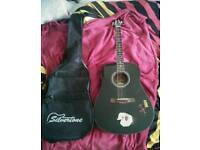 Paul stanley accoustic guitar