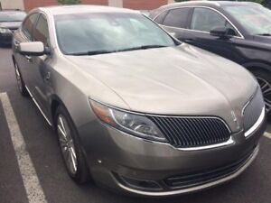 2016 Lincoln MKS EcoBoost NEUF 62500