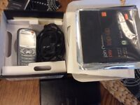 Reduced Sages myX-2 orange mobile phone new in box