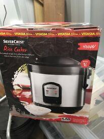 Silvercrest Rice Cooker (New/Unused)