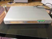 Philips 610 DVD video player/recorder