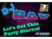 Dj and PA System For Hire