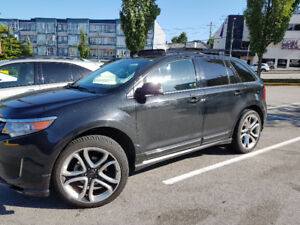 2011 Ford Edge Sport SUV crossover