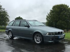 Bmw 530d Sport Manual Touring Estate