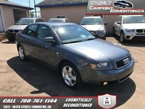 2005 Audi A4 1.8T QUATTRO GREAT CONDITION!!  RUNS AND DRIVES GRE