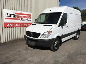 2010 Mercedes-Benz Sprinter Cargo Vans -- DIESEL --