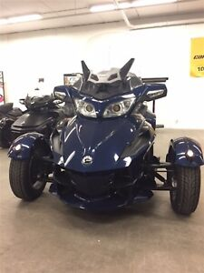 2010 can-am Spyder RT