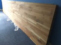 Magnet New Solid Oak Kitchen Worktop 3m Length