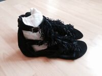 Brand new asos sandals size 5