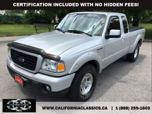 2008 Ford Ranger SPORT ALL POWER OPTIONS! - 2WD