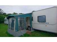 Caravan porch awning for sale.