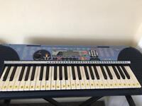 Yamaha PSR140 electronic keyboard full size