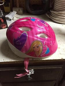 Bike helmet Toddler Barbie