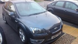 Ford Focus 2.5 ST-2 (grey) 2007