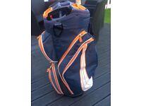 Puma form stripe cart bag.